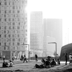 Park Spoor Noord - Antwerpen