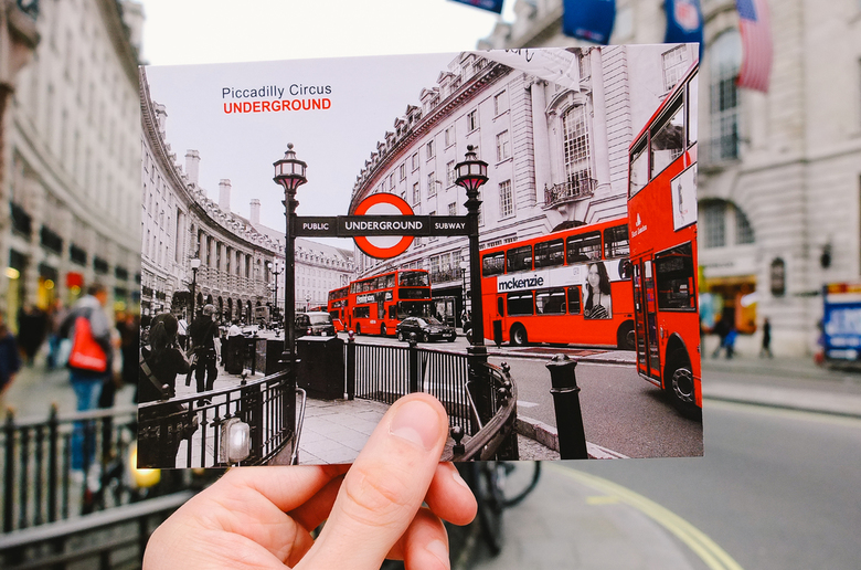 Piccadilly Circus -