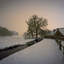 Winter in Sonsbeek Park in Arnhem