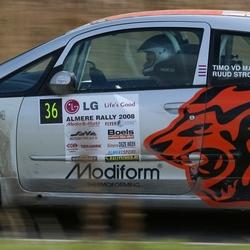 LG almere rally zondag