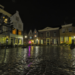 Goedereede by night