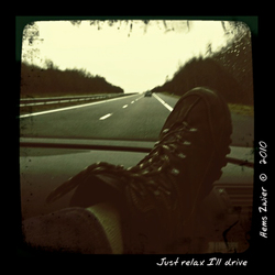 Just relax...I'll drive ;-)