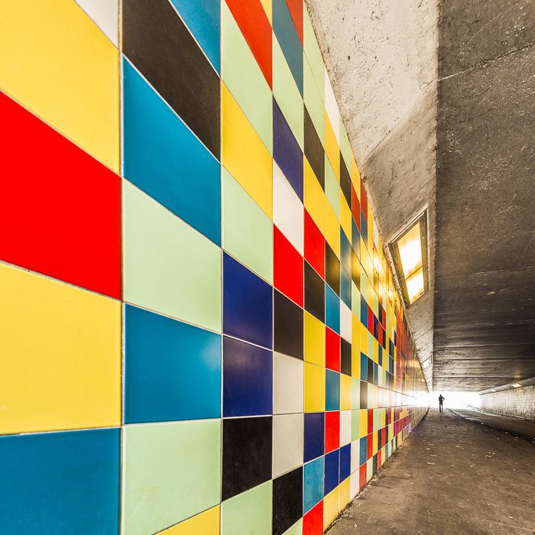 Fietstunnel Bilthoven -