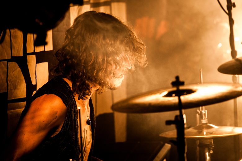 Broekrock 2017 - Knarsetand (Drummer)