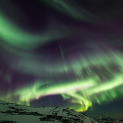 Noorderlicht Skulsfjord