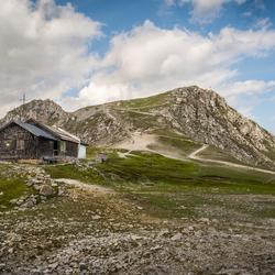 Bovenop de Nordkette Innsbruck