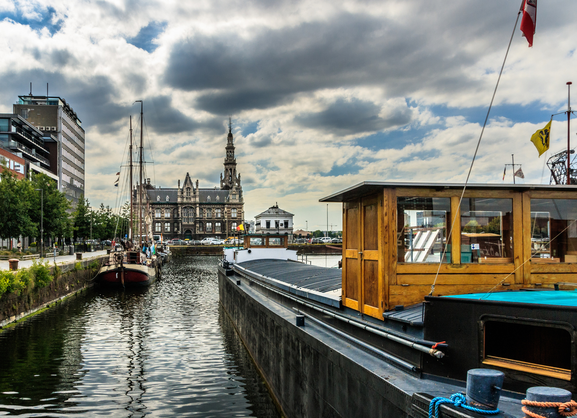 Eilandje, Antwerpen, België