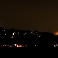 Schwanenburcht Kleve by night!