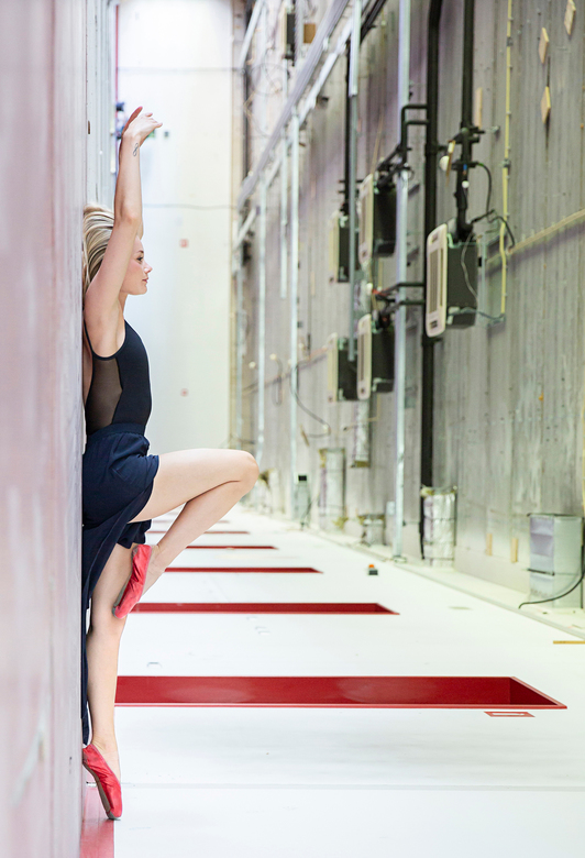 Manipulatie Danseres Odile -