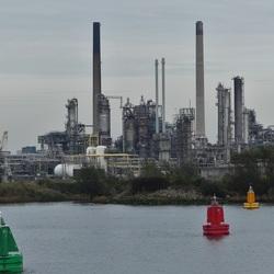 raffinaderij Shell Pernis