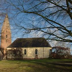 Kerk met Juffertoren te Schildwolde