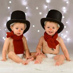 kerst twin