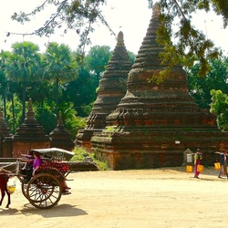 Pagodes / Birma