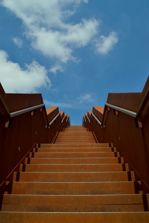 Stairway to heaven -