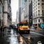 schoolbus in New York