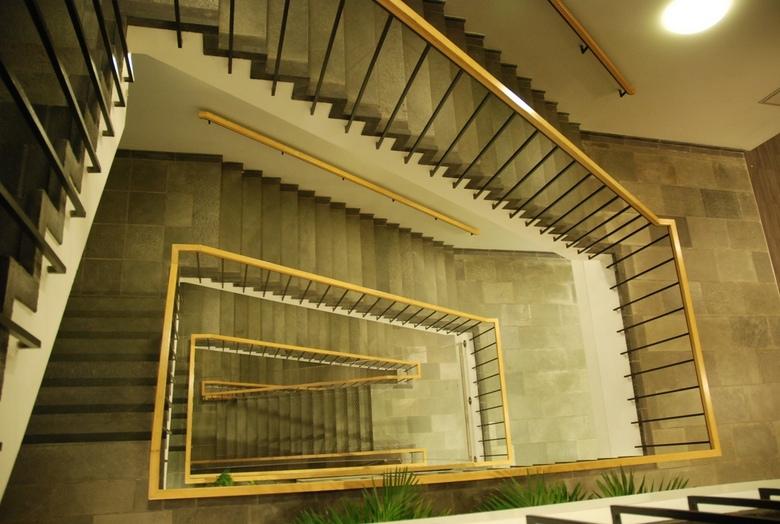 trappen -