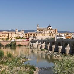 Cordoba Romeinse brug 1000 jaar oud