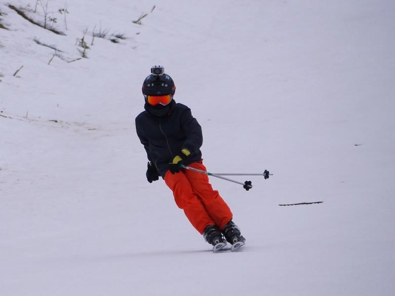 Lekker skieen in Winterberg
