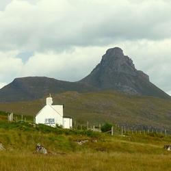 Schotland's bergen