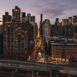 1st Avenue, New York