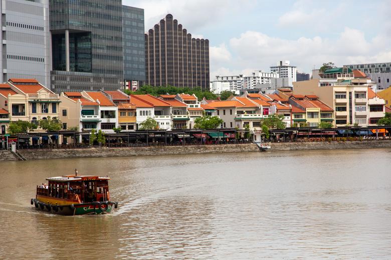 Singapore River -