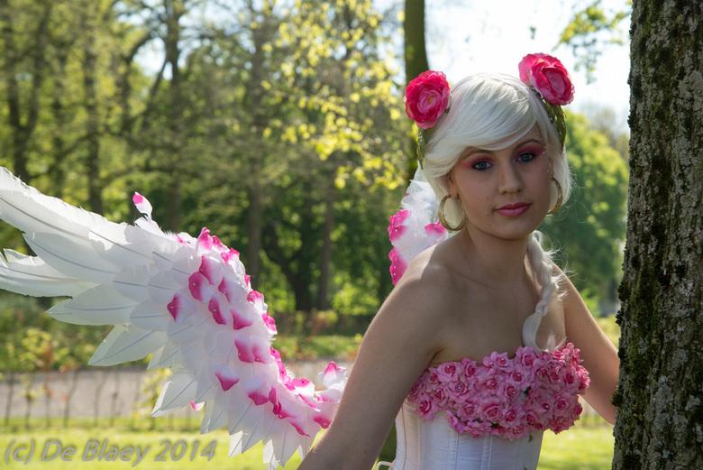 ELF Fantasy Fair 2014 - Kasteel de Haar - Ook dit jaar weer een zeer geslaagd evenement met veel ZOOMbies aanwezig.