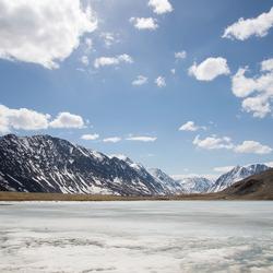 Karakol meer, Siberie