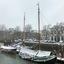 Een winterse dag in Zierikzee