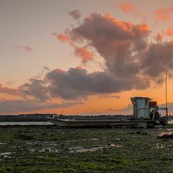 Sunset in Bretagne