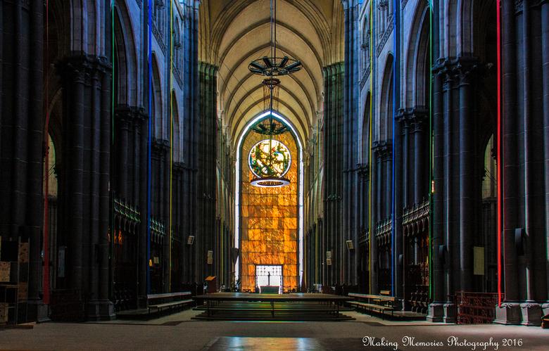 Notre Dame de la Treille - Kathedraal Notre Dame de la Treille in Lille