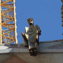 Detail La Sagrada Familia