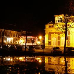 muziektent in Kampen
