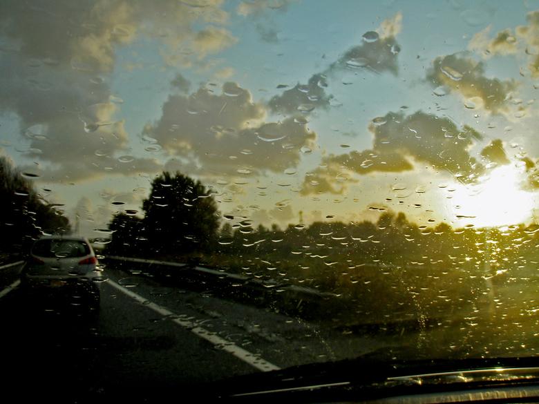 Regen En Zonneschijn : Regen en zonneschijn landschap foto van hetty dekker zoom