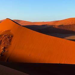 Namibie zandduinen