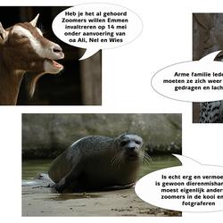 Medeleven uit Nordhorn Zoo