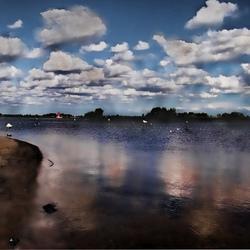 Lake Impression HDR