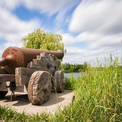 Het kanon van Blankenham