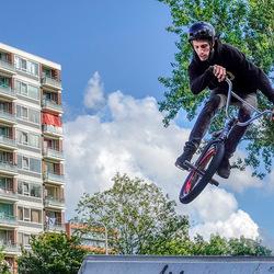 Skatebaan in Delft