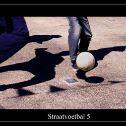 Straatvoetbal 5