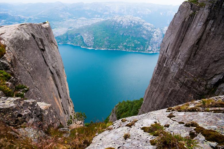 Preikestolen Noorwegen -
