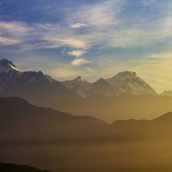 Sunrise Himalaya