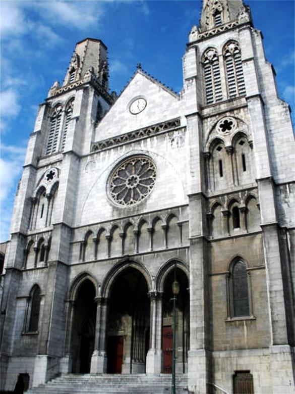 Frankrijk Pau