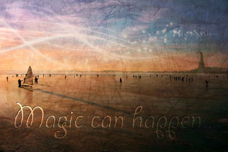 Bewerking: Nieuwe Rubriek Zoom.nl - Magic can happen...
