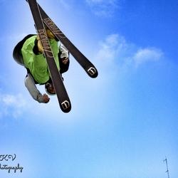 Skischansspringer