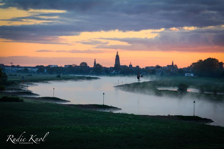 zonsopkomst Zutphen 2 -
