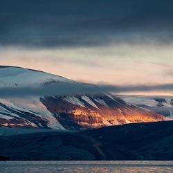 Hinlopenstraat Spitsbergen