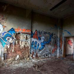 Graffiti - HDR