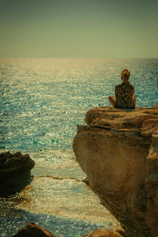 Uitzicht cyprus -