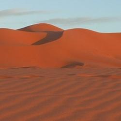 eindeloos zand