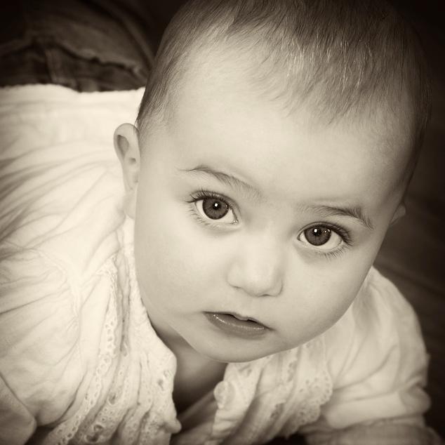 Jip - Een foto gemaakt van mijn kleine nichtje Jip
